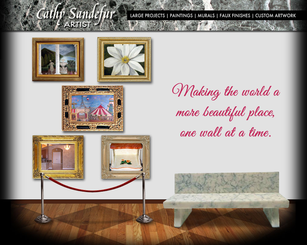 Cathy Art home page